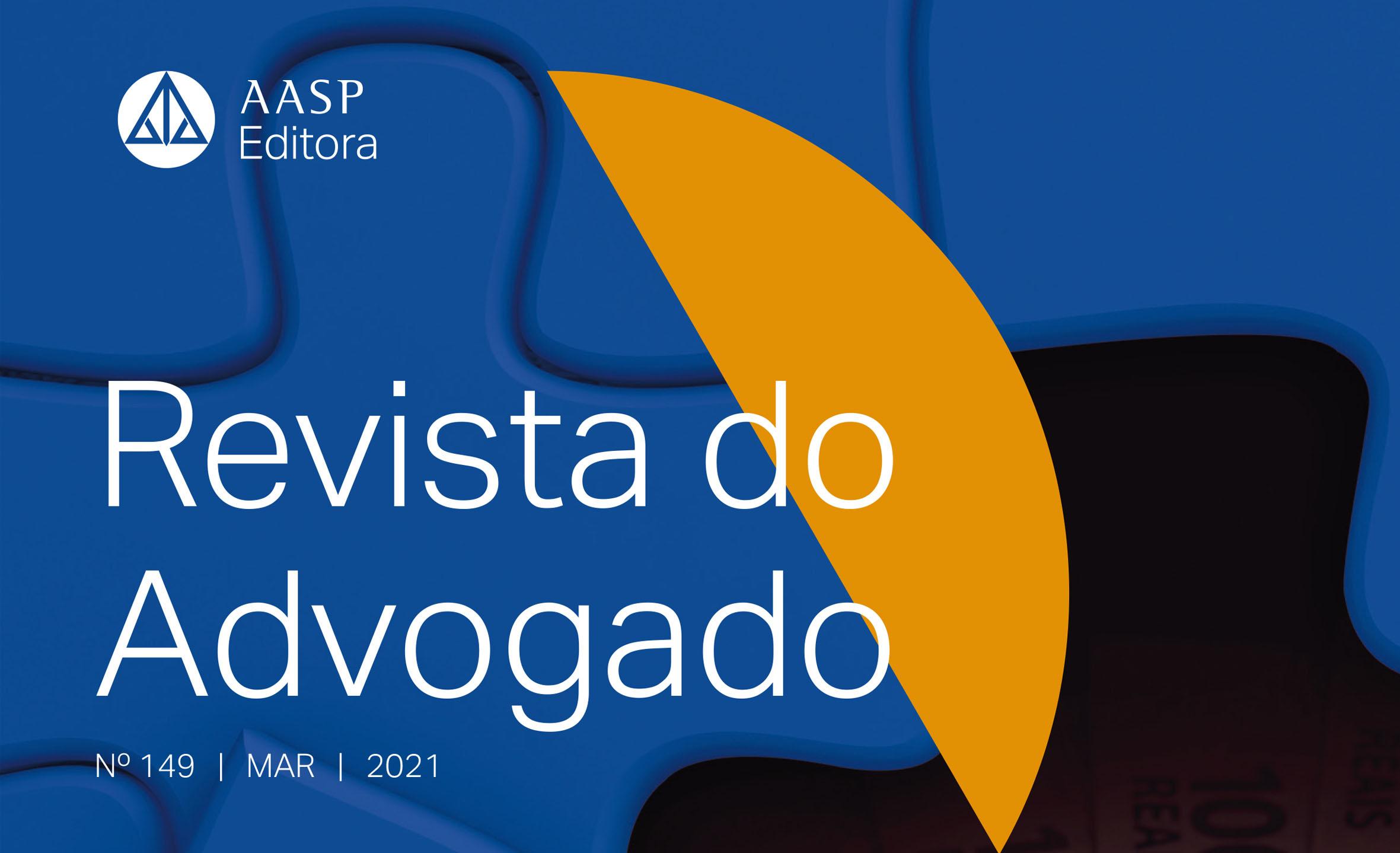 Drs. Marta e Felipe na Revista do Advogado