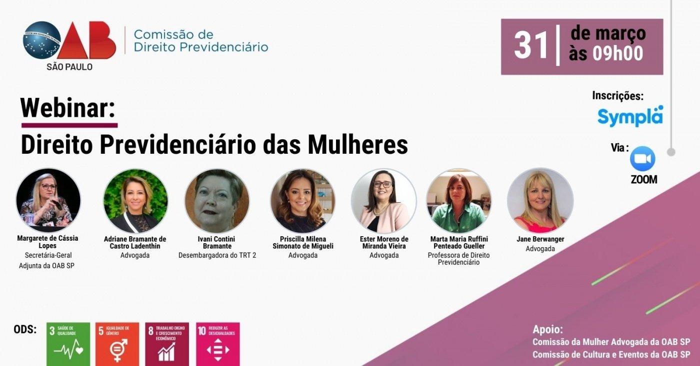 Dra. Marta Gueller e o direito das mulheres