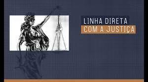 Participação no Linha Direta com a Justiça em 27.05.21